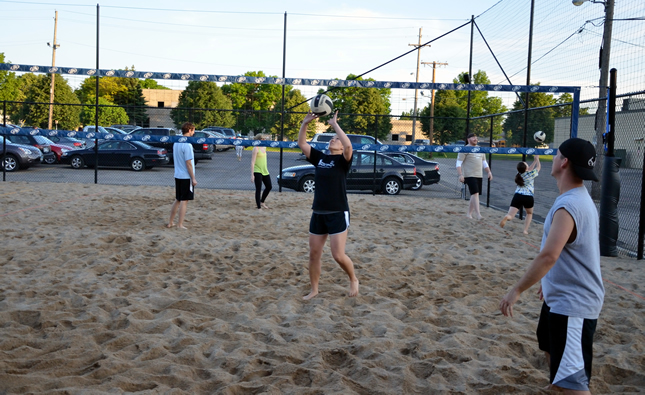 Minneapolis Sand Volleyball